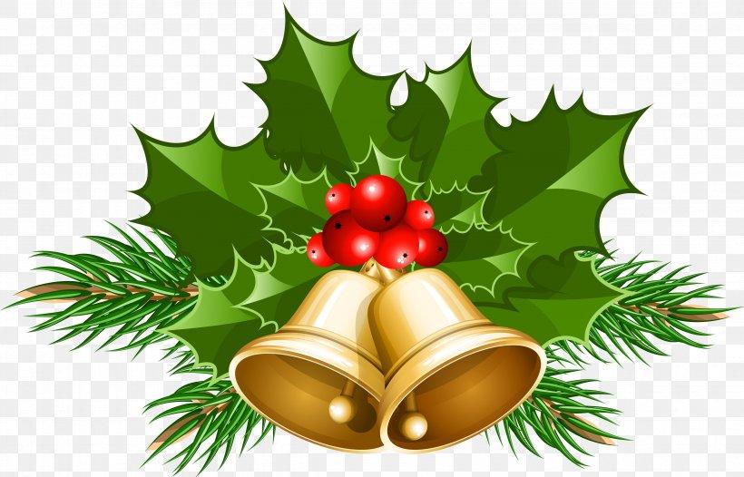 Jingle Bell Christmas Clip Art, PNG, 4700x3019px, Christmas.