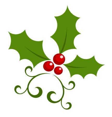 Christmas berries clipart 5 » Clipart Portal.