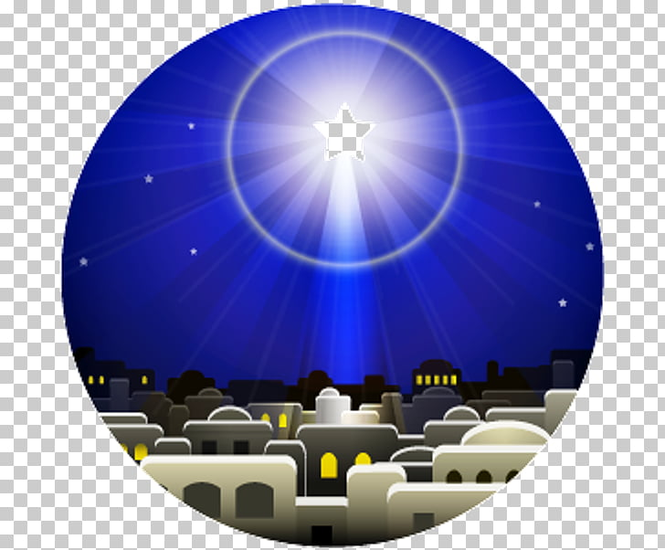 Star of Bethlehem Christmas , christmas PNG clipart.