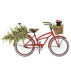 Bicycle clipart christmas, Bicycle christmas Transparent.
