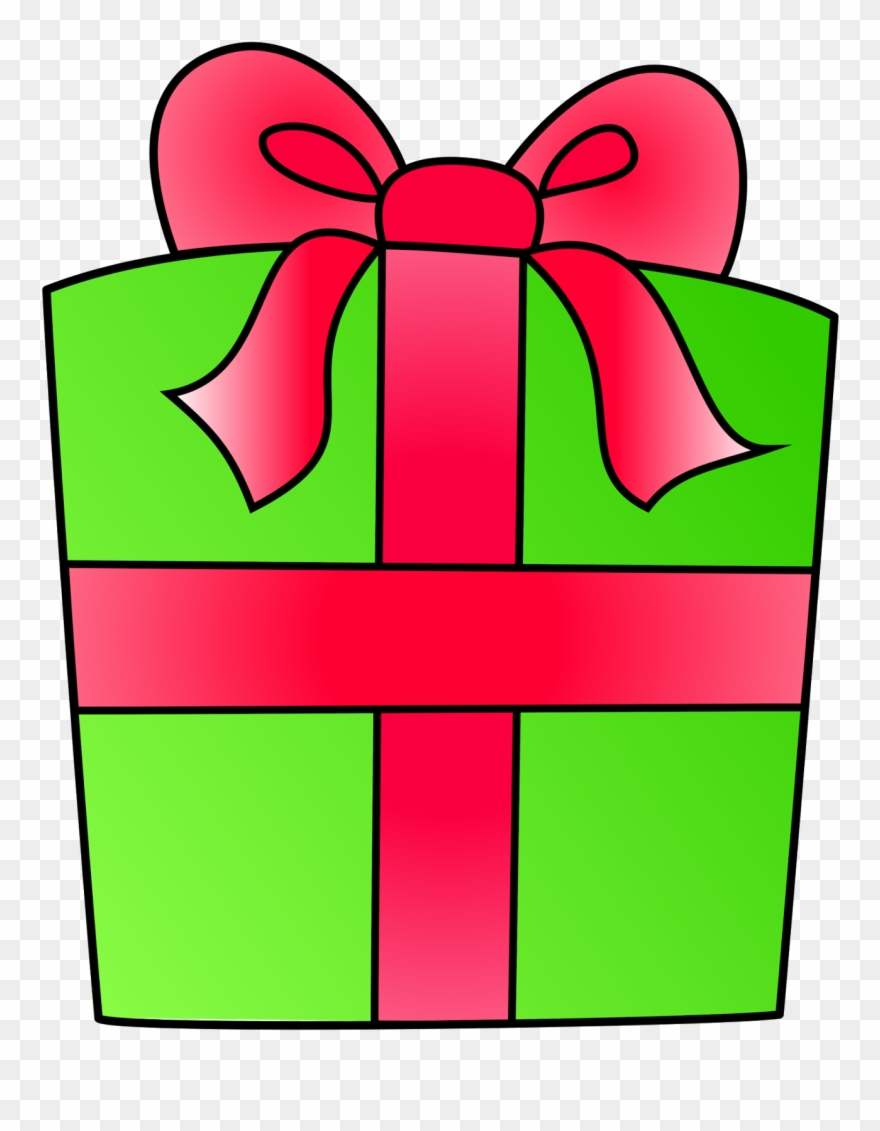 Birthday Present Clip Art Free Clipart Images.