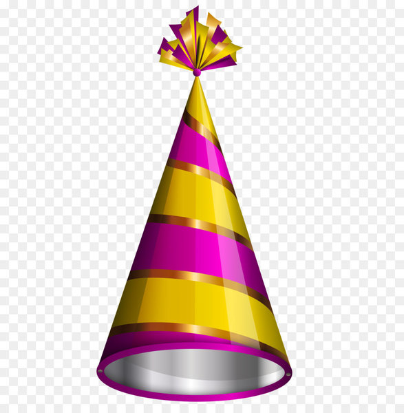 Party hat Birthday Clip art.