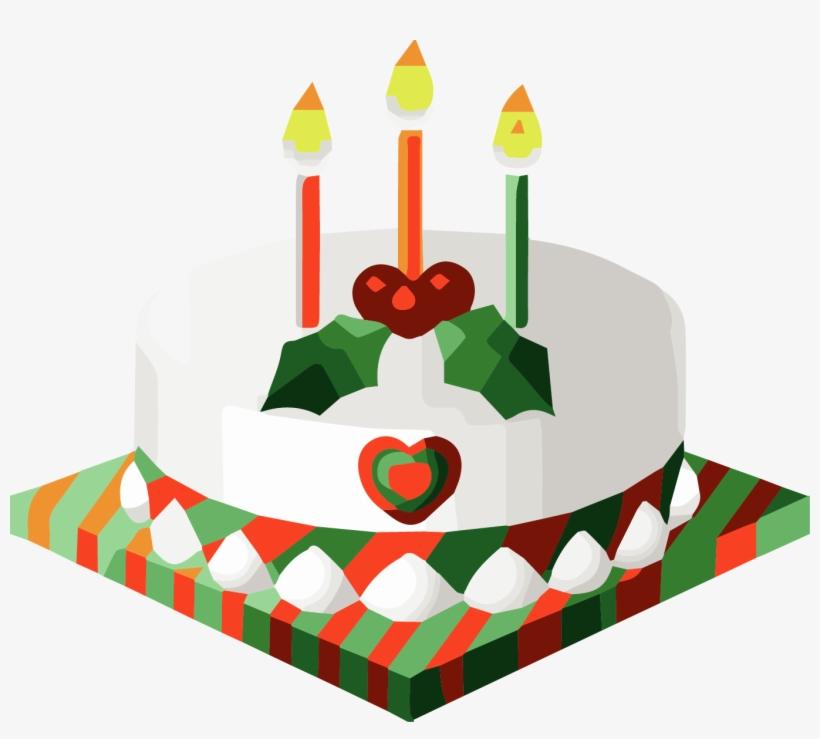 Christmas Birthday Clip Art.