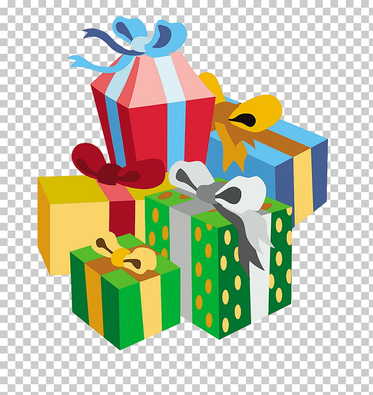 Gift Christmas Birthday Party , Creative Gift PNG clipart.