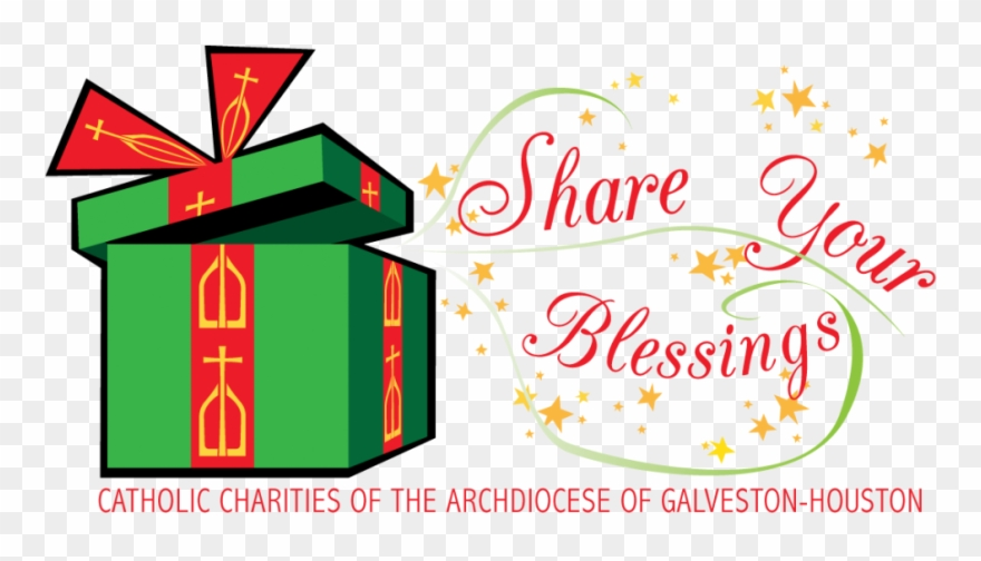 Join Us For Our 25th Annual Share Your Blessings Christmas.