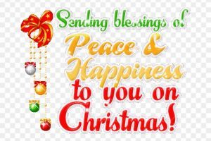 Christmas blessing clipart 2 » Clipart Portal.