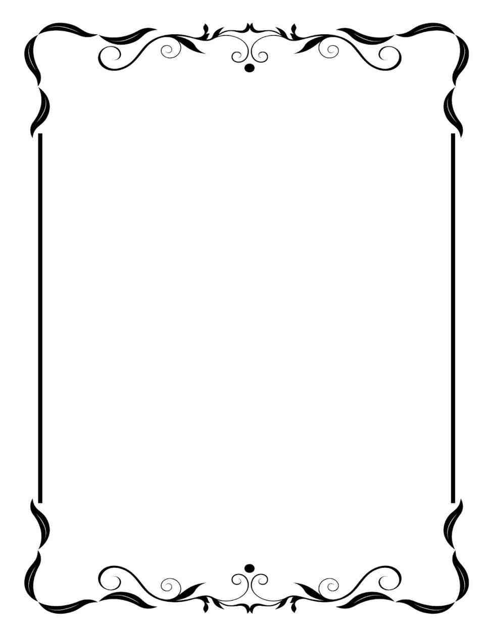 christmas border clip art black and white 20 free Cliparts   Download images on Clipground 2020