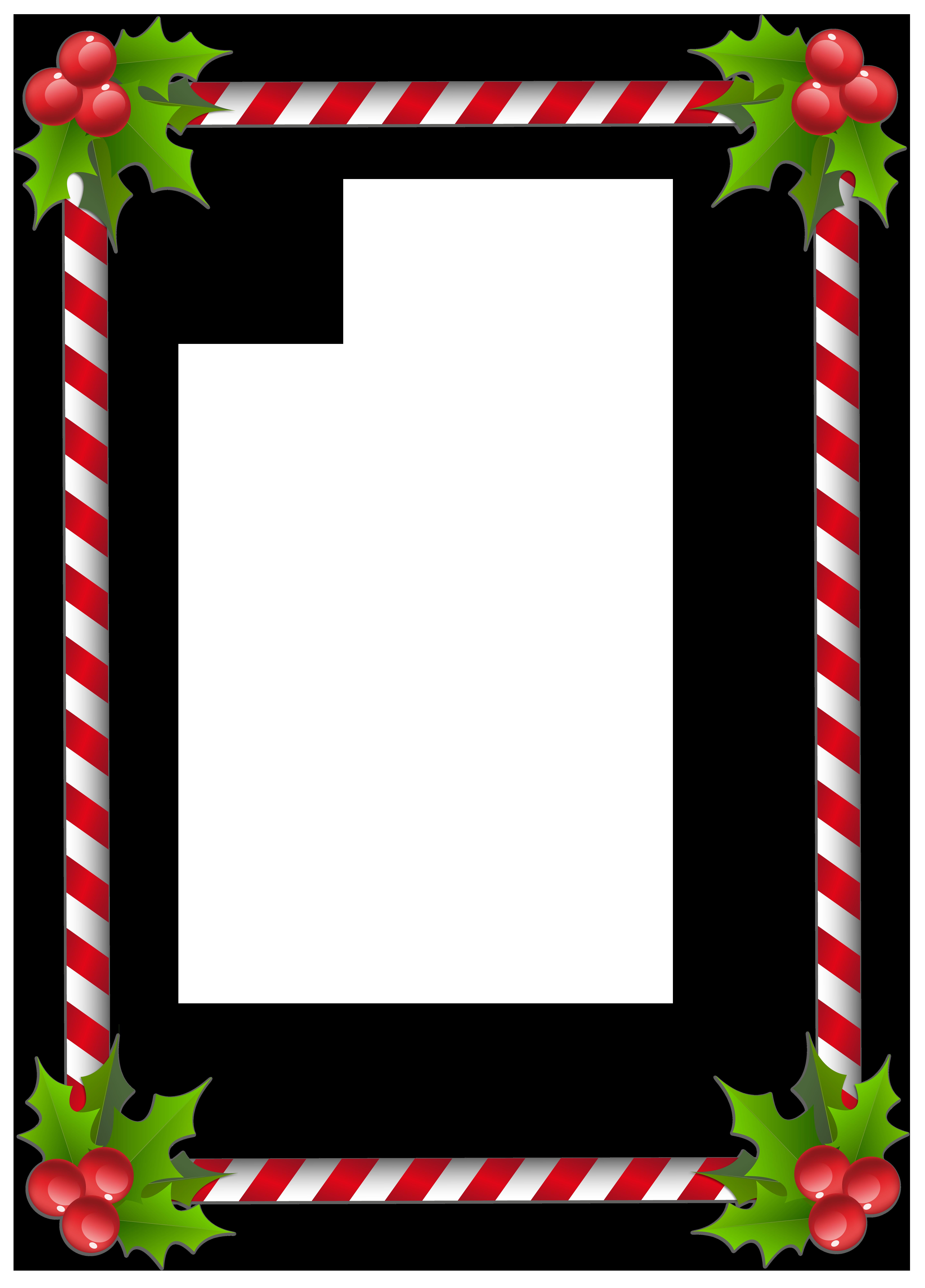 Christmas Borders And Frames.