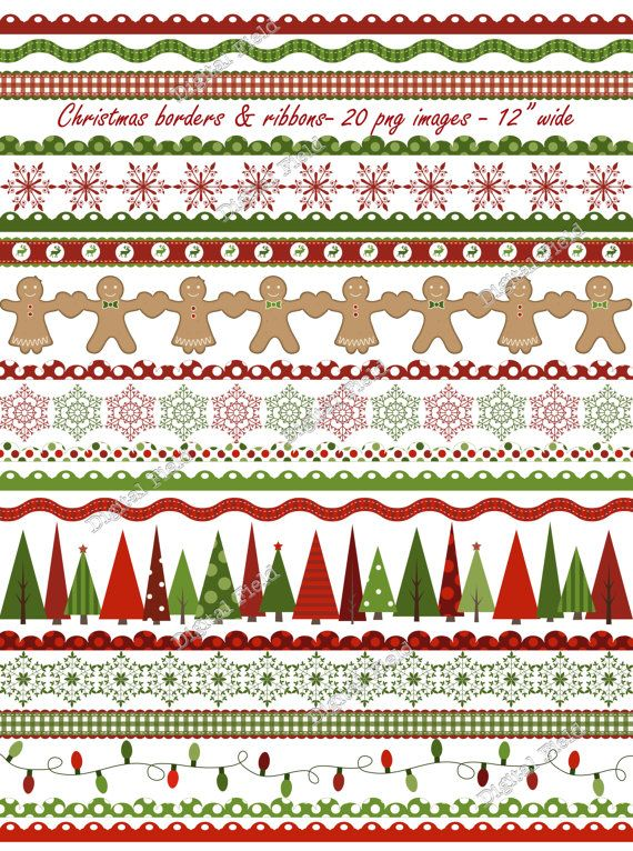 17 Best images about Christmas Borders on Pinterest.