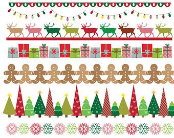 Christmas Border Clipart Gren Clipground