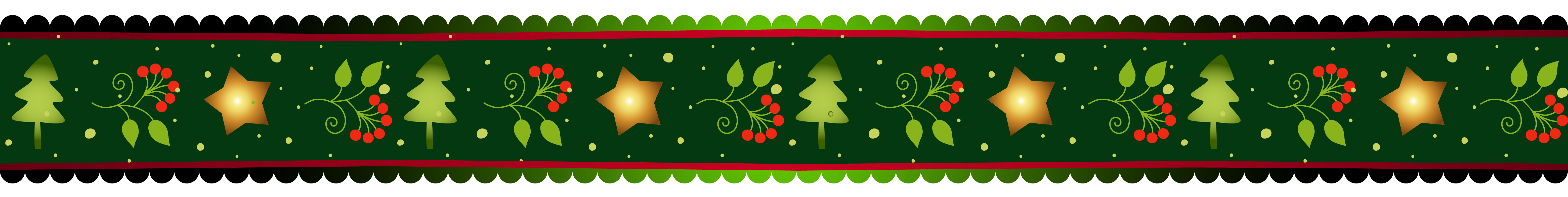 Similiar Green Christmas Border Keywords.
