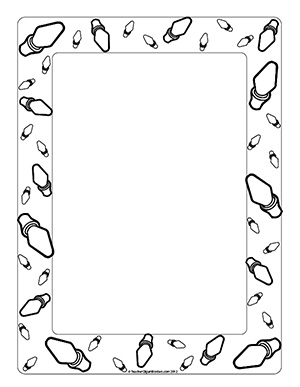 Similiar Printable Christmas Borders Black And White Keywords.