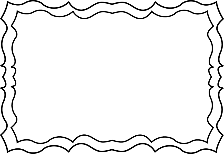 Free Black And White Christmas Borders.