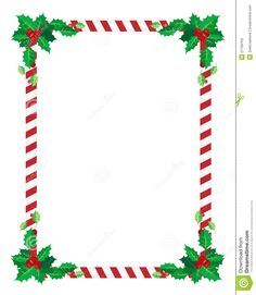 Christmas borders clipart 7 » Clipart Station.