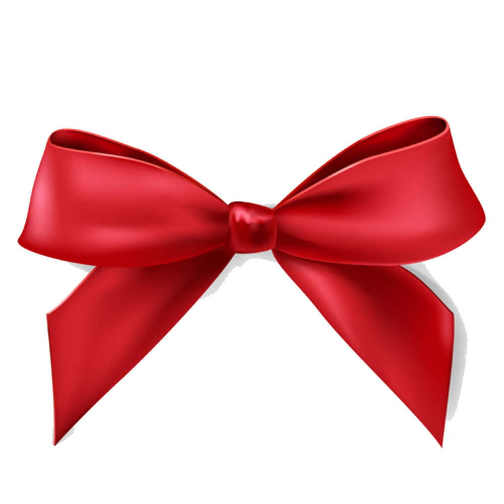Christmas Bow Clipart