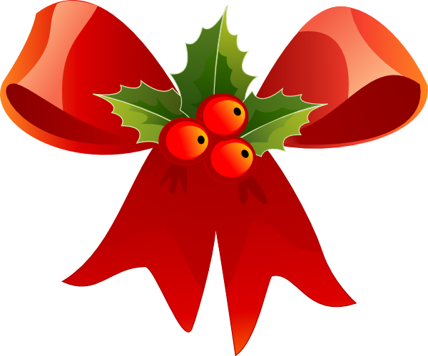 Christmas Bow Clipart & Christmas Bow Clip Art Images.