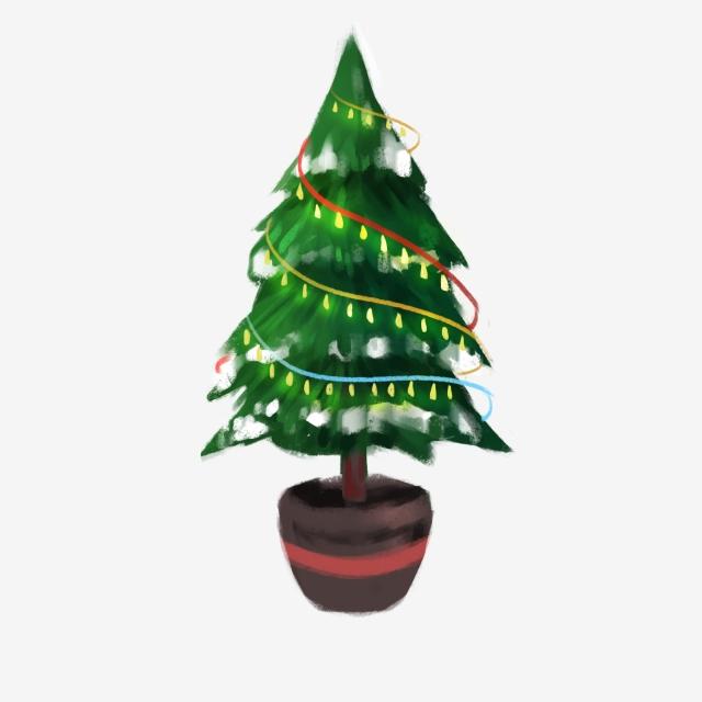 Christmas Christmas Tree Christmas Light Bulb, Light, Leaves, Tree.