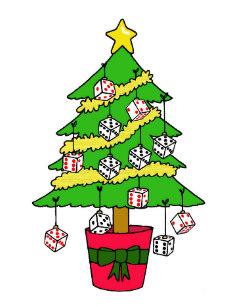 Holiday Bunco Christmas Gifts on Zazzle.