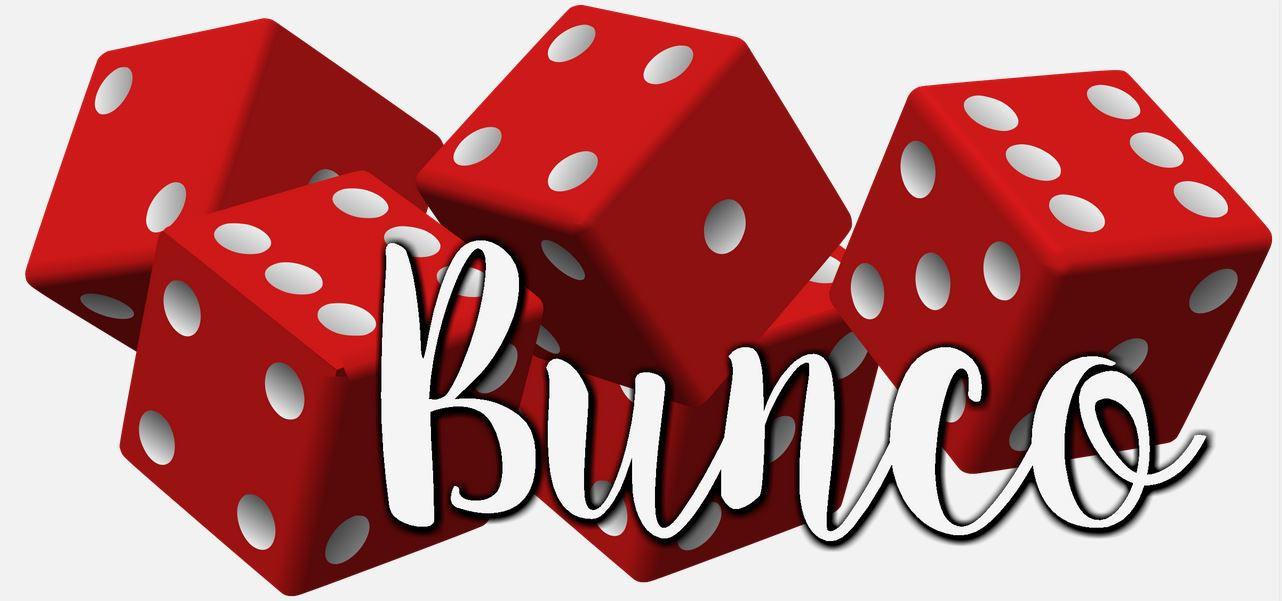 Bunco Clipart Group with 70+ items.