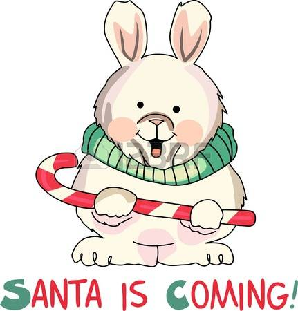 Christmas Bunny Stock Photos & Pictures. Royalty Free Christmas.