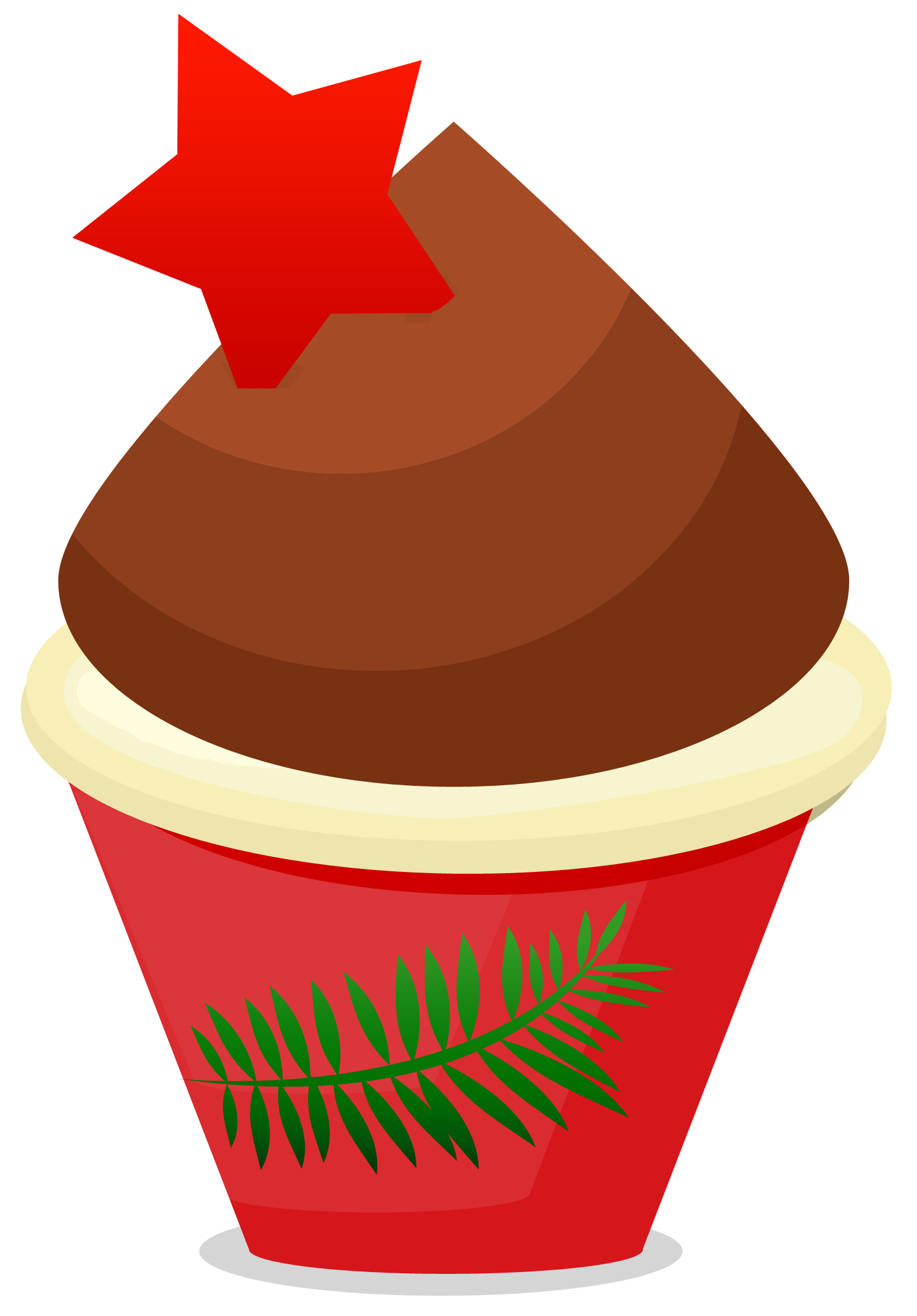 Picture Of Cup Cake.