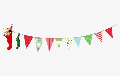 Free Bunting Clip Art with No Background.