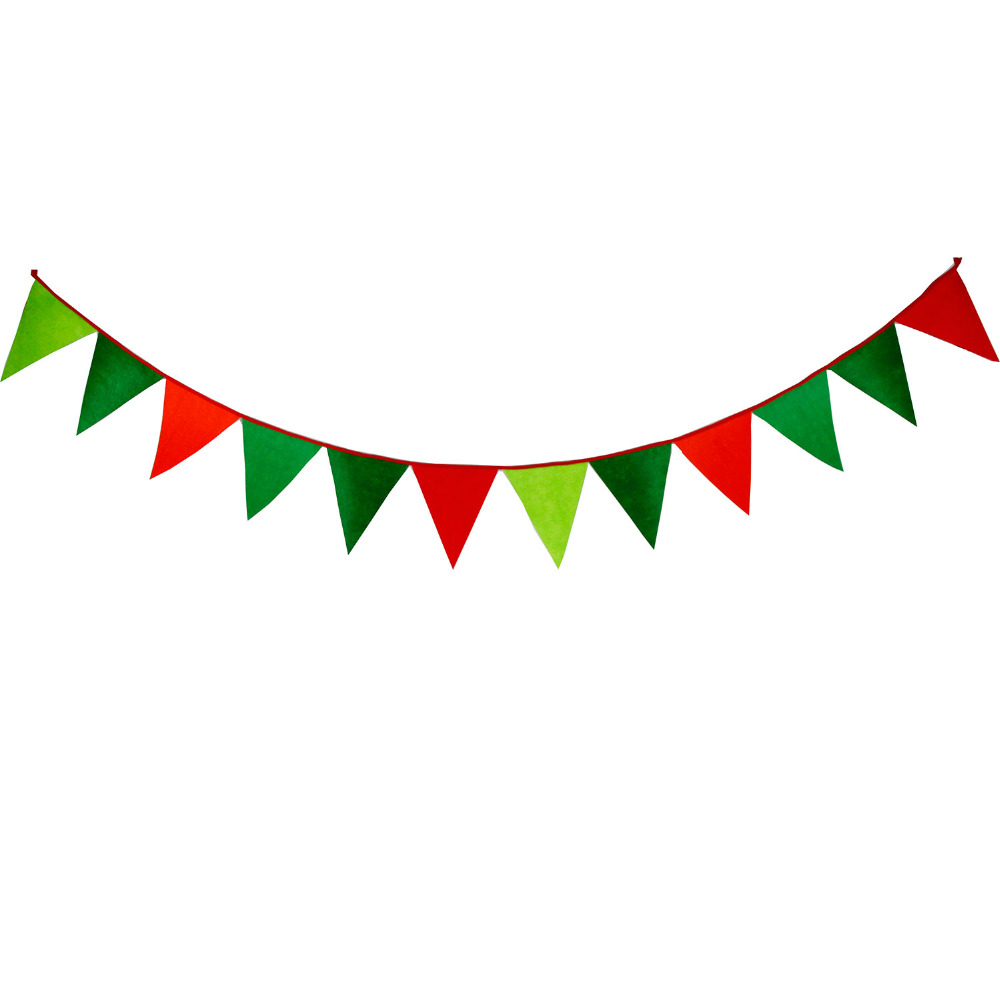 Christmas bunting clipart 9 » Clipart Station.