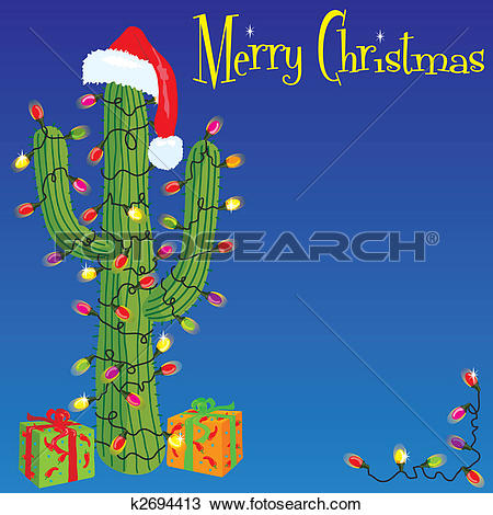 Christmas cactus Clip Art Illustrations. 97 christmas cactus.