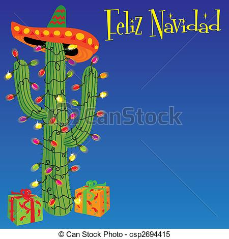 Christmas cactus Clipart Vector and Illustration. 101 Christmas.