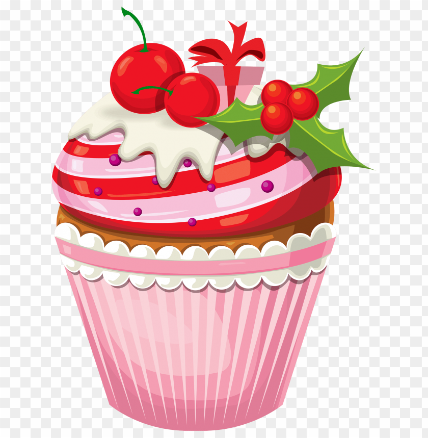 Download christmas cake clipart png photo.