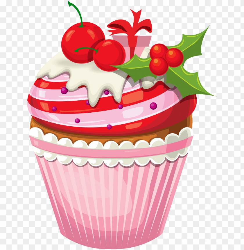 christmas cake png clipart.