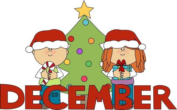 Year Clip Art Art Calendar Christmas December Birthday Art Months.