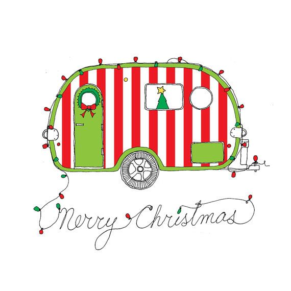 Free Camper Christmas Cliparts, Download Free Clip Art, Free.