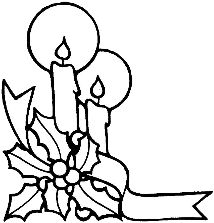 Free Christmas Candle Images, Download Free Clip Art, Free Clip Art.