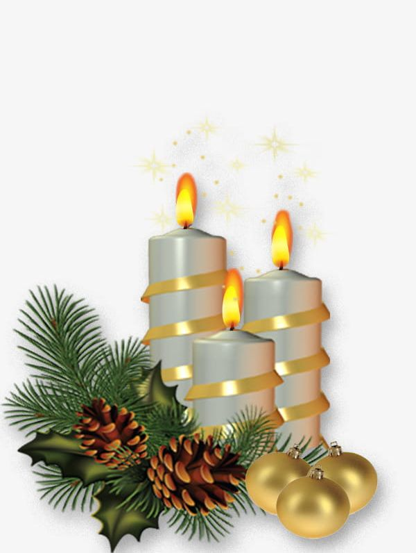 Christmas Candles PNG, Clipart, Candle, Candles Clipart, Candles.