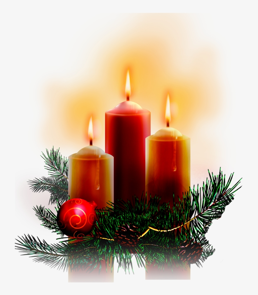 Christmas Candles Candle Ftestickers Tumblr Decor.