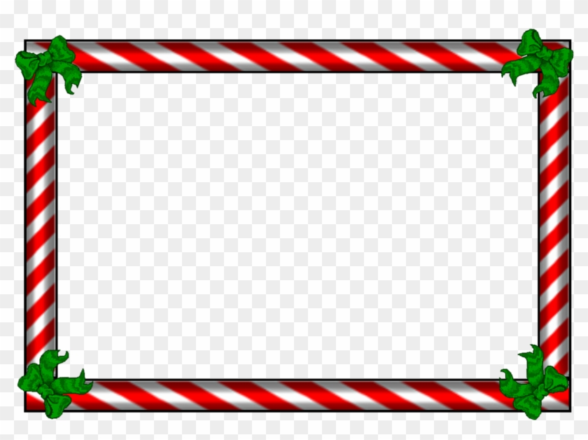 Borders And Frames Christmas Picture Clip Art.