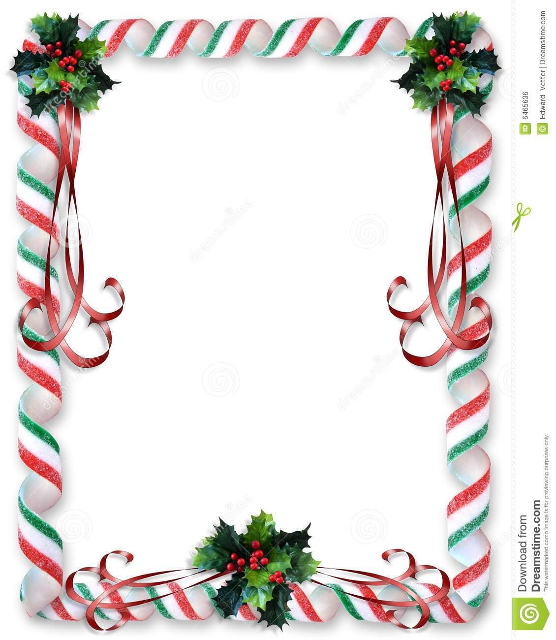 Christmas candy border clipart 7 » Clipart Portal.