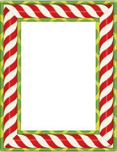 Christmas candy border clipart 4 » Clipart Portal.