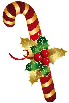 Christmas Mouse Clip Art.
