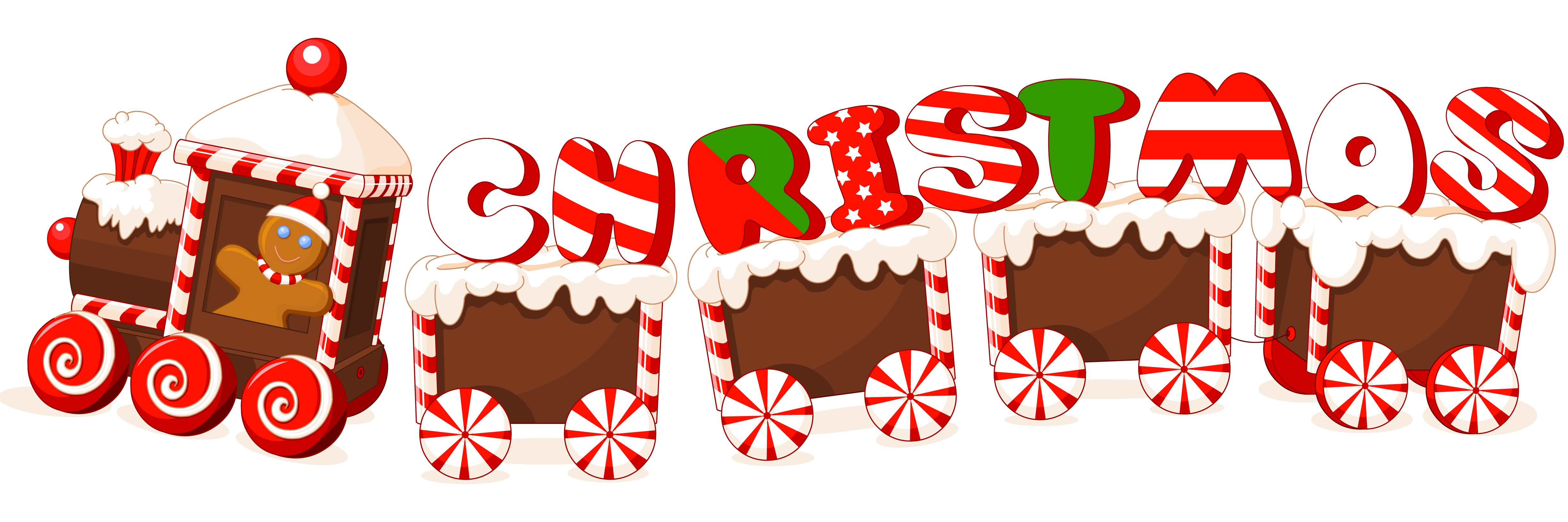 Christmas Candy Clip Art.