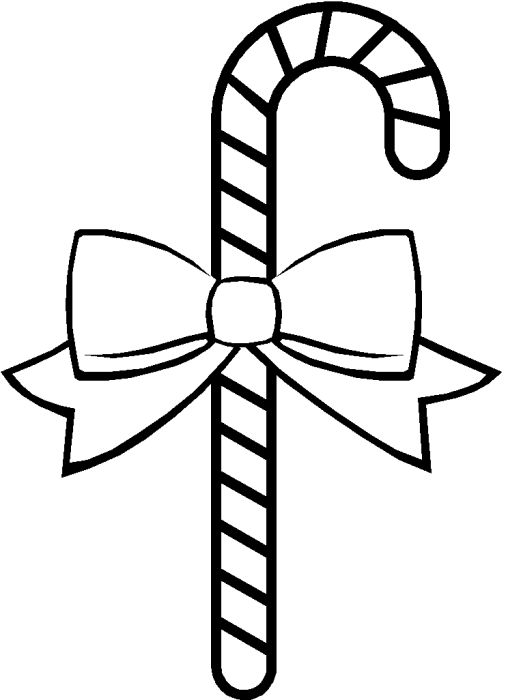 Black And White Holiday Clip Art.