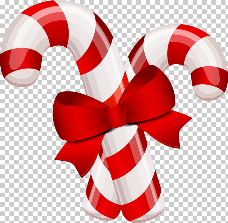 Candy cane Christmas , Christmas candy PNG clipart.