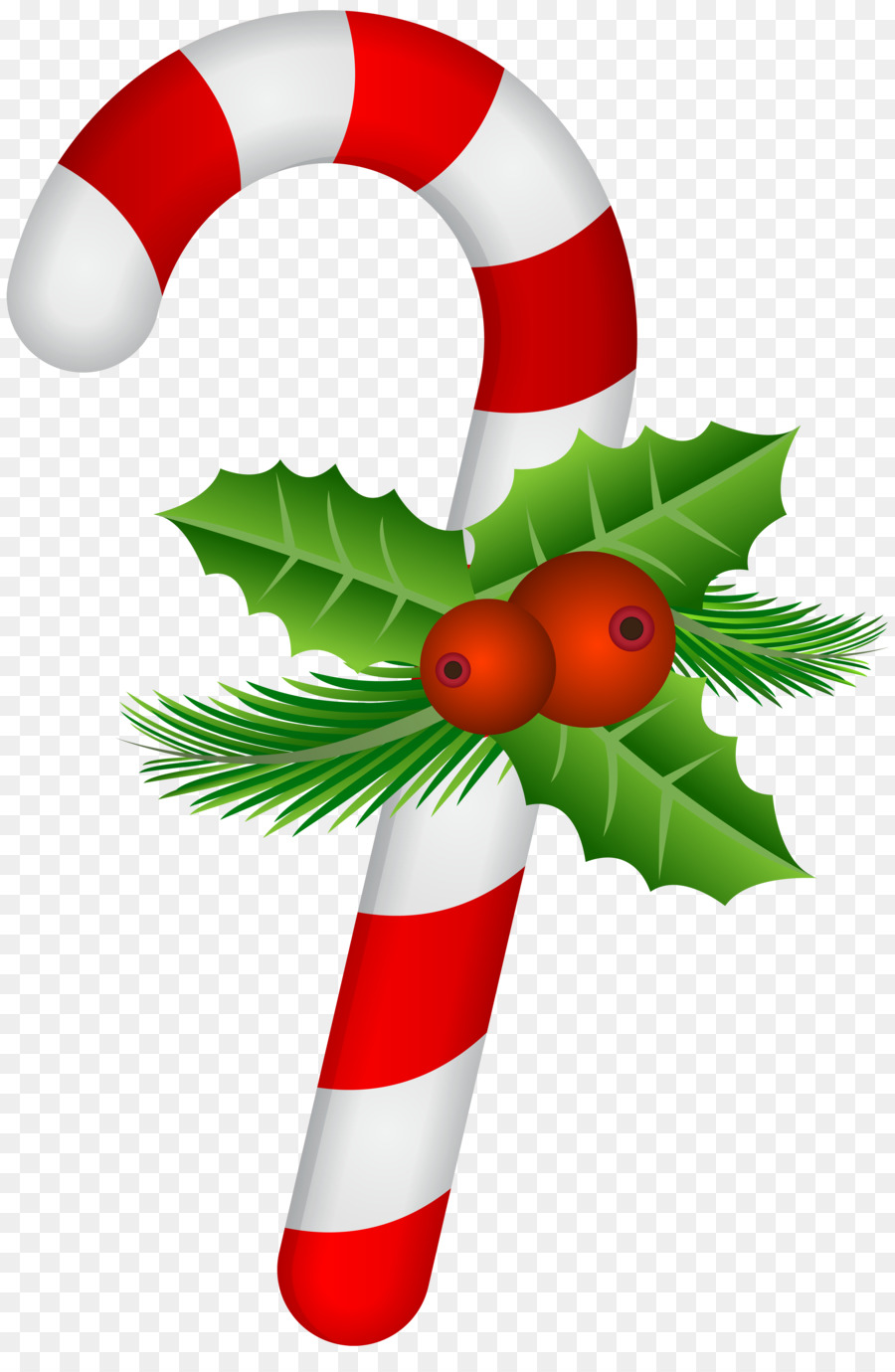 Christmas Candy Cane clipart.