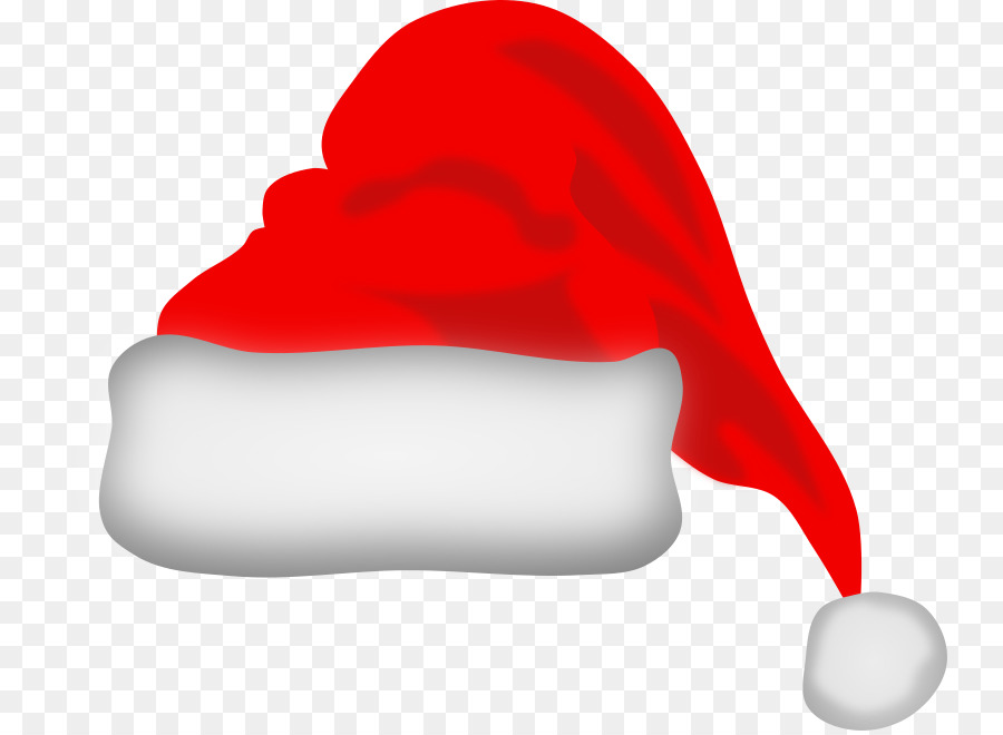 Christmas Hat Cartoon clipart.