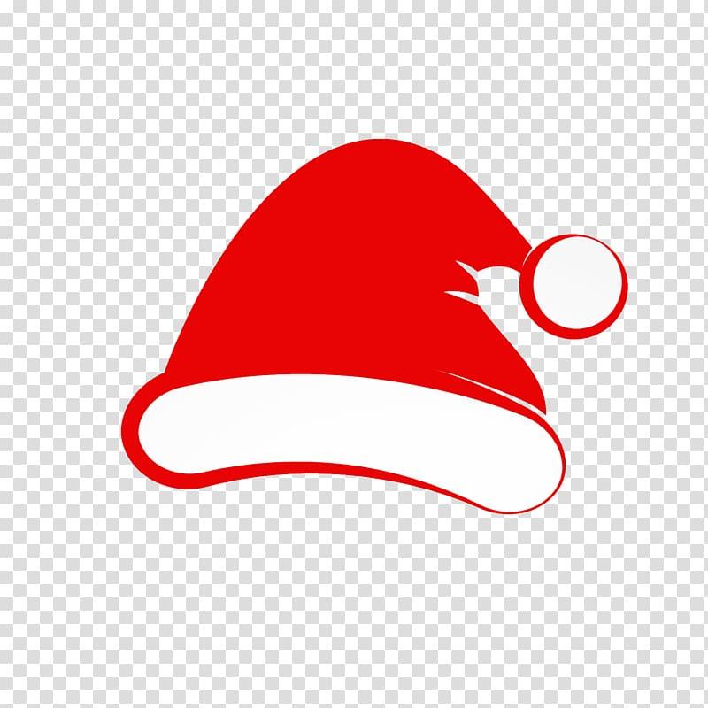 Santa Claus Hat Christmas , Santa hat transparent background.