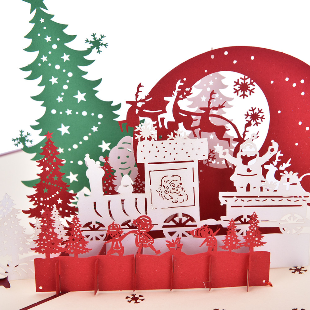 Online Buy Wholesale cute christmas cards from China cute.