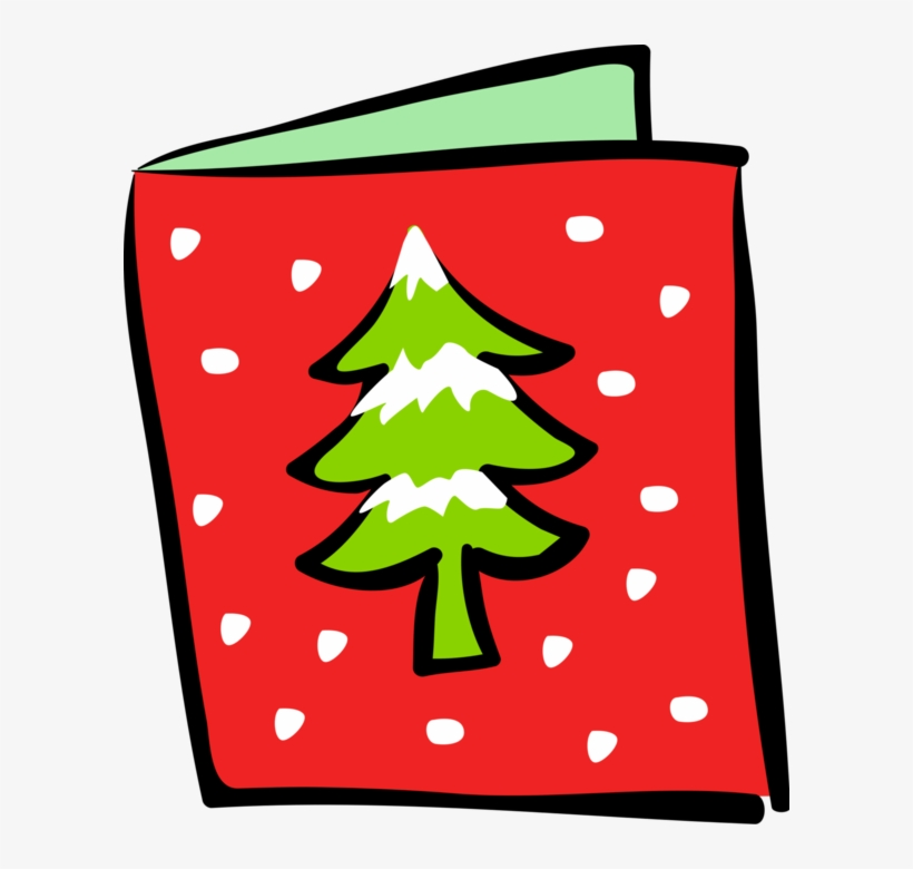 Vector Illustration Of Holiday Festive Season Christmas.