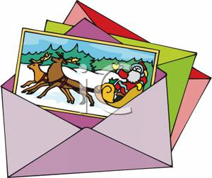 Christmas cards images clip art.