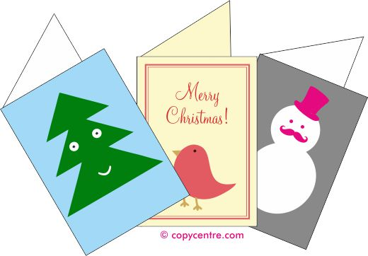 Free Christmas Card Clipart.